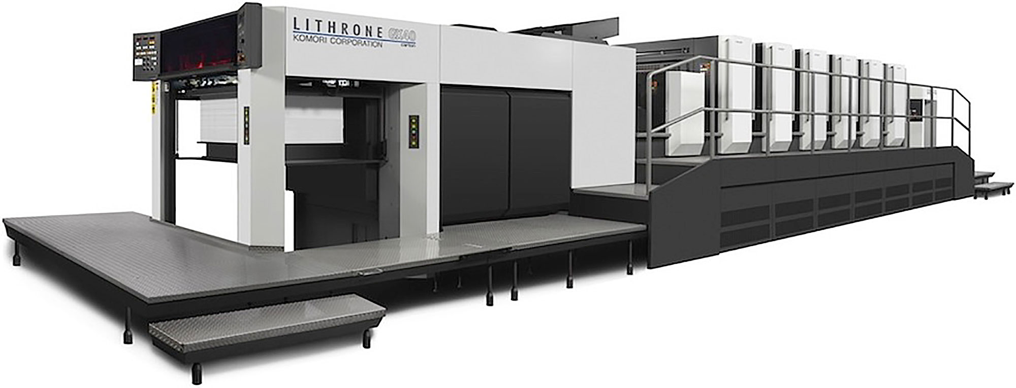 Komori-Lithrone-GX-slider